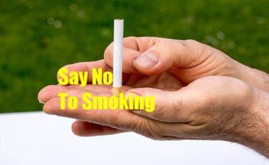 "World No Tobacco Day 2021, ""व्हेन यू क्विट"" मीडिया कैम्पेन"